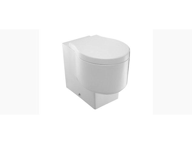Rythmik Back-to-wall vario toilet pan