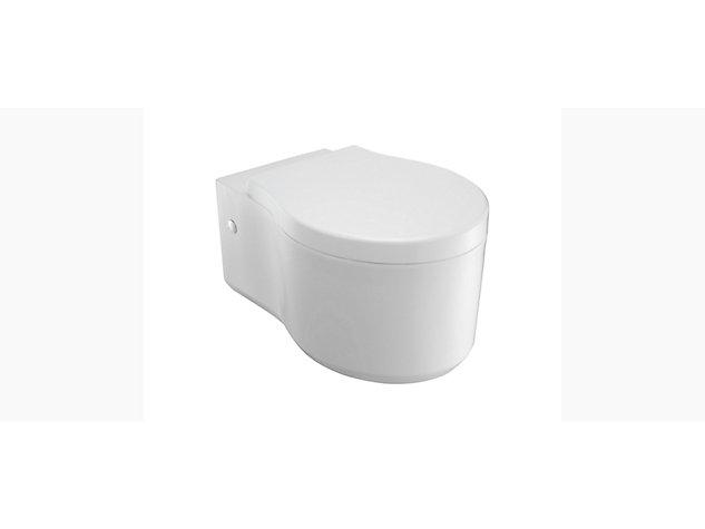 Rythmik Wall Hung toilet pan