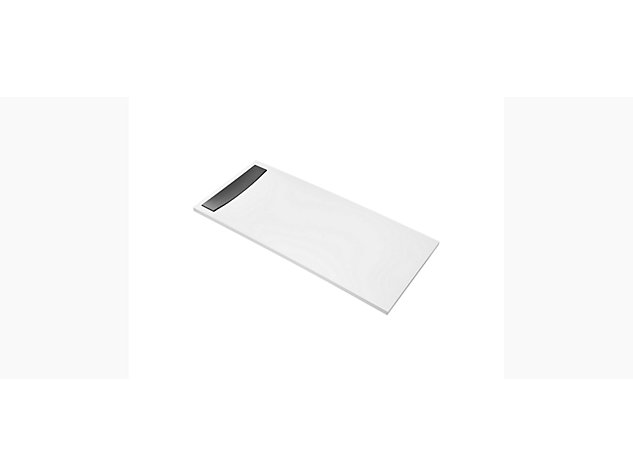 Low Level Plus 1000 x 800mm Rectangle Shower Tray