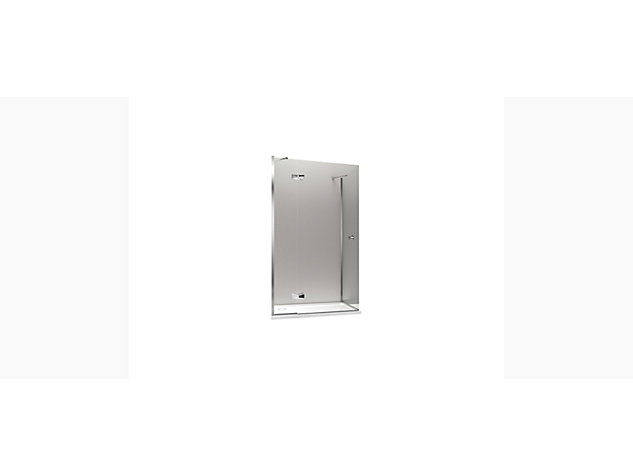 Minima 800 x 800mm Hinged Enclosure