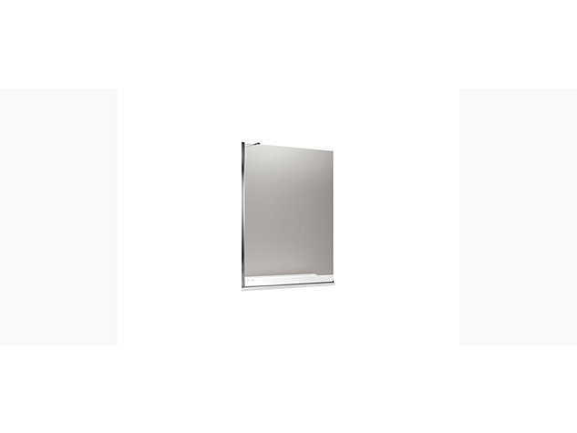 Minima 800mm Glass Divider Panel