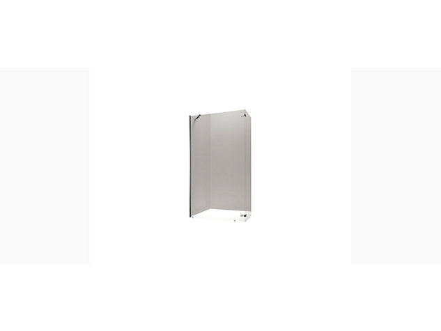 Skyline 800mm Hinged Walk-In left hand