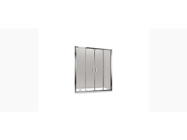 Skyline 1700mm Double Sliding Door