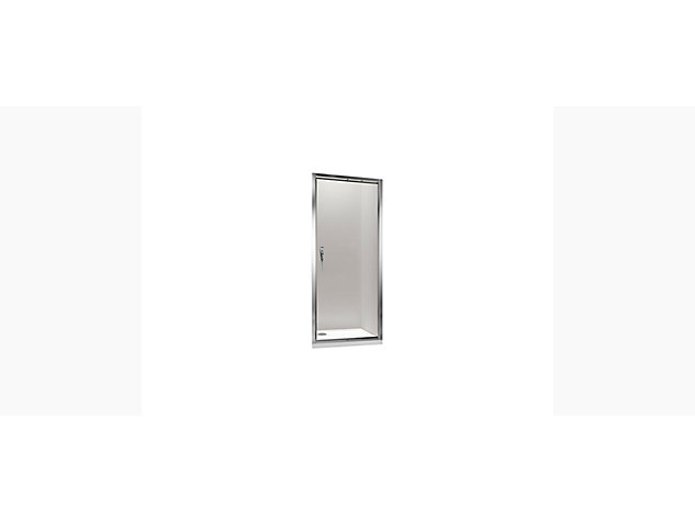 Torsion 1000mm In-Swing Door left hand with twist handle