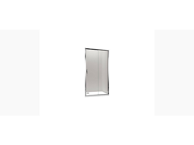 Torsion 1100mm Sliding Door left hand with twist handle