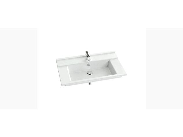 Struktura 800mm Washbasin Vanity top
