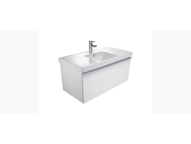 Reach Base unit for 1050mm Washbasin Vanity top 1 drawer