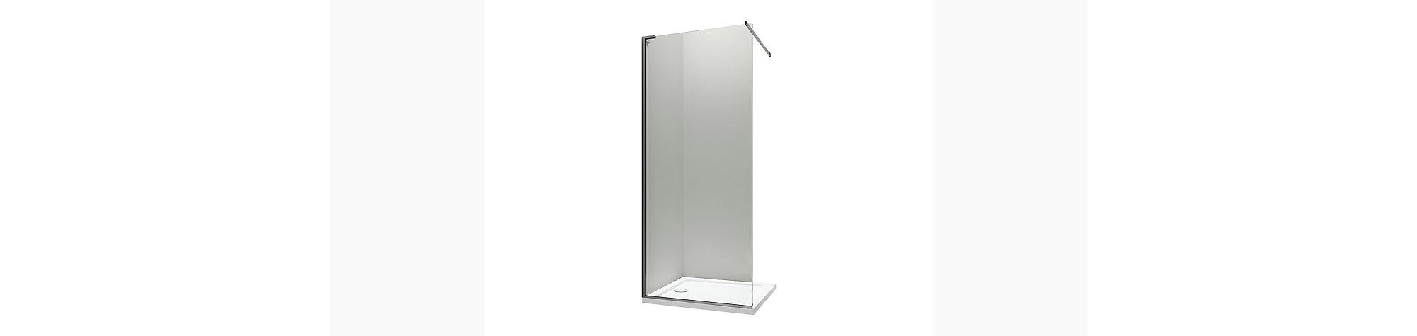 Shower Enclosures for Luxury Designer Bathrooms   KOHLER