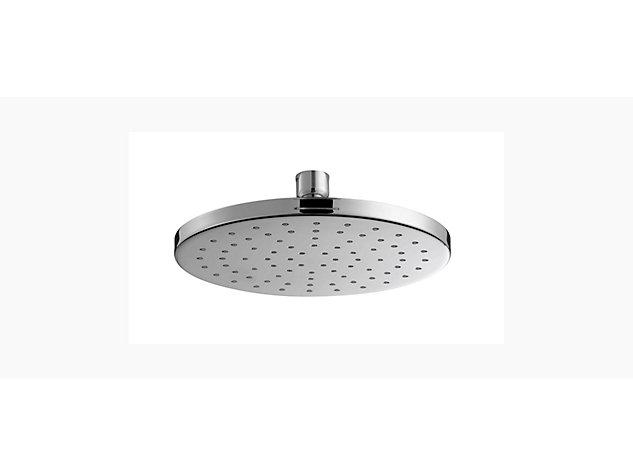 Katalyst Contemporary round rainhead 8in diameter