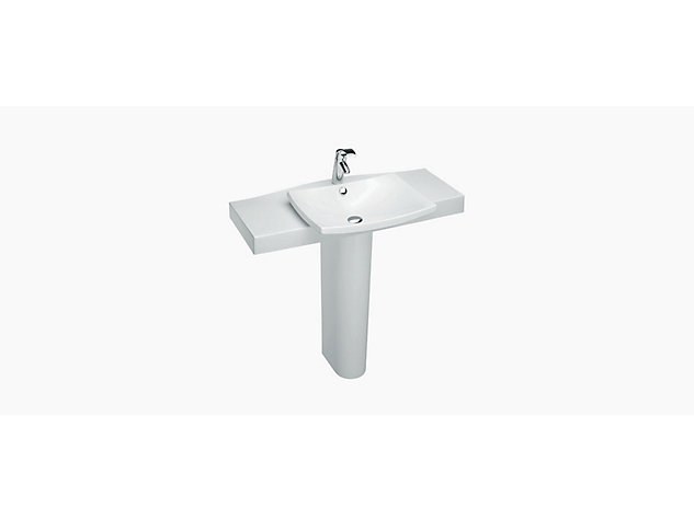 Escale 1000mm Washbasin Vanity top