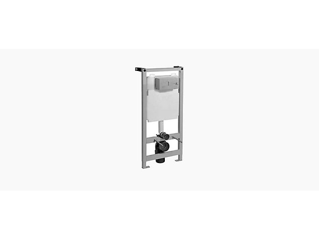 Wall Frame with 3 6L cistern 1150mm high