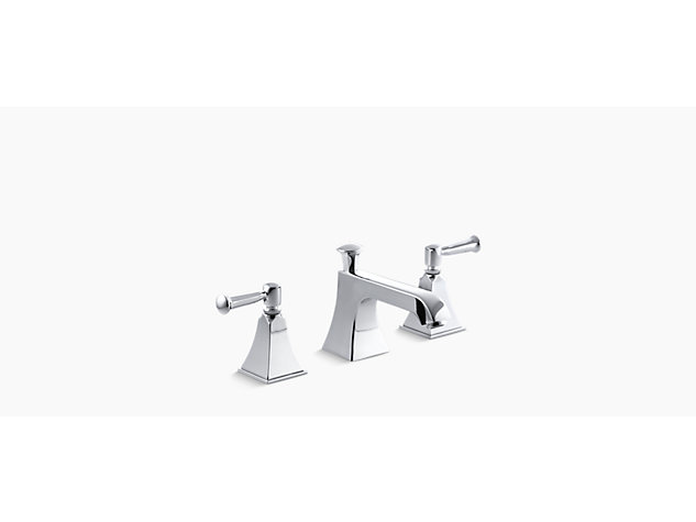 Memoirs Stately 2-handle 3-hole basin mixer lever handle