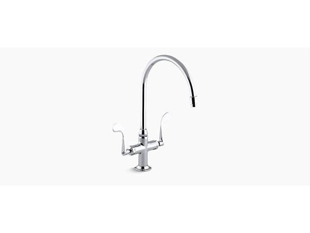 Essex Single-Hole 2-Handle Tap