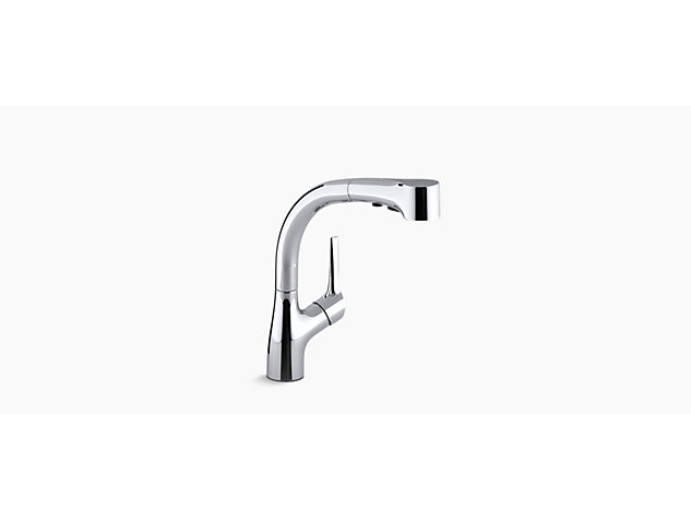 Elate Pull-out tap