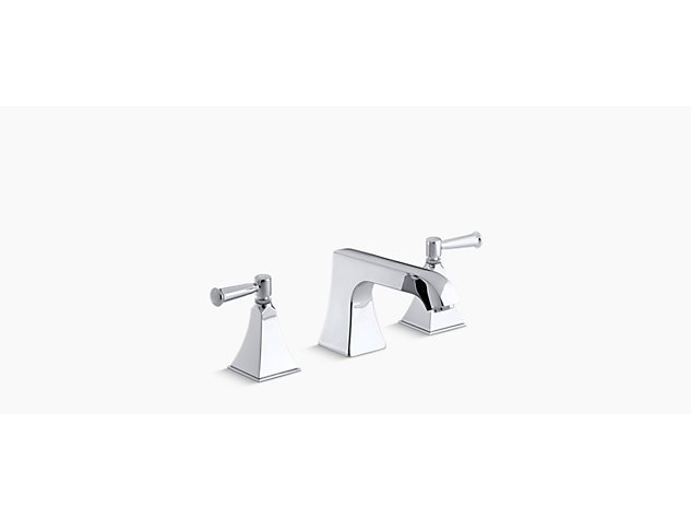 Memoirs Stately 2-handle 3-hole deck-mount bath filler lever handle