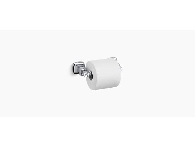 Margaux Toilet roll holder horizontal