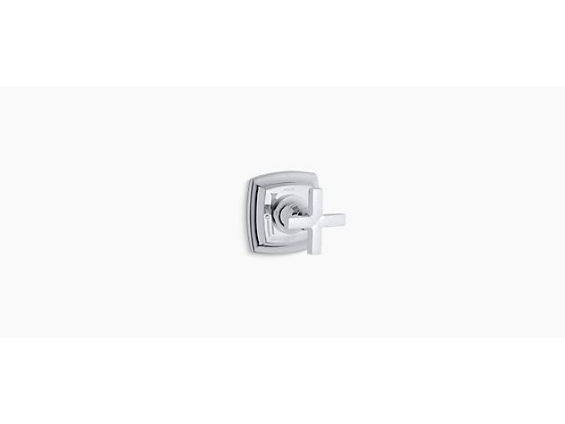Margaux Flow control valve cross handle