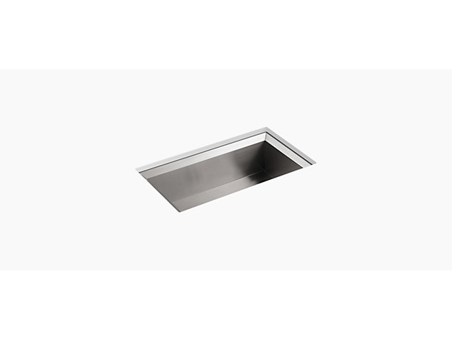 Poise Under-mount 838mm no tap hole