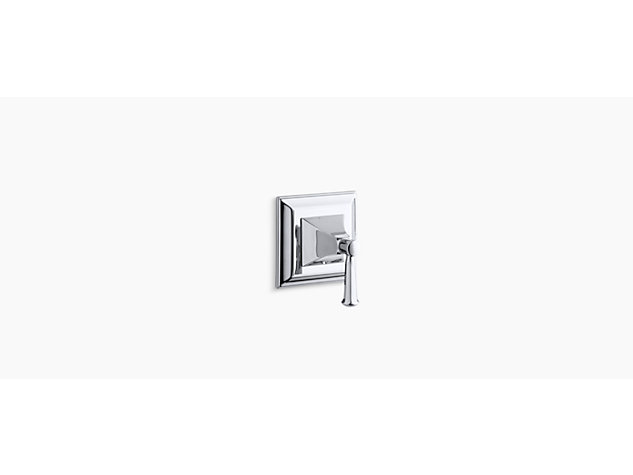Memoirs Stately 3-way transfer valve lever handle