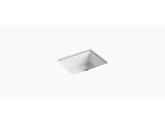 Riverby Under-mount 635mm with accessories 5 tap hole