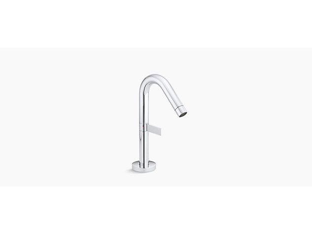 Stillness Single-lever monobloc basin mixer no waste