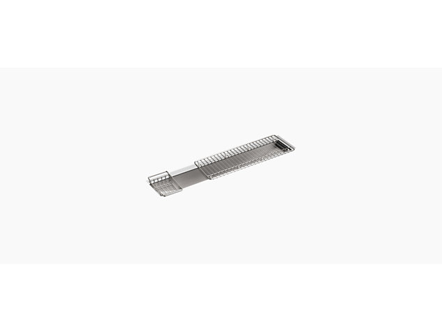 Icerock Under-mount trough Small no tap hole