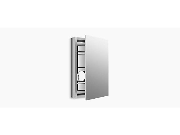 Verdera 510mm mirrored cabinet