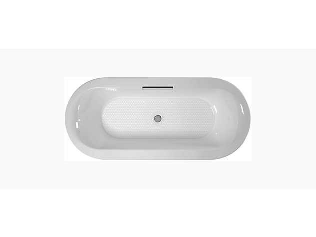Volute 1600mm bath