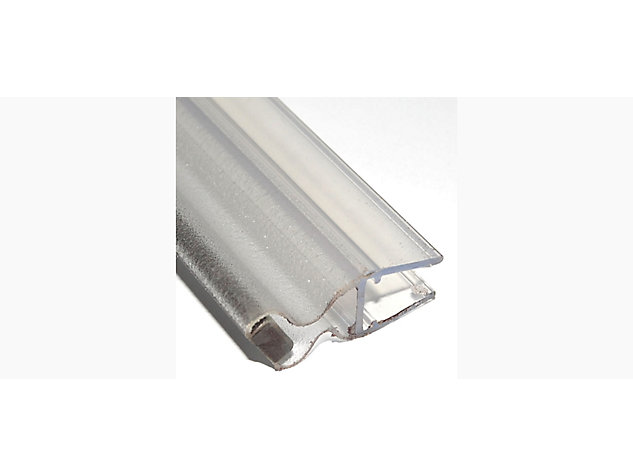 Vertical Seal Right Hand Side Clear