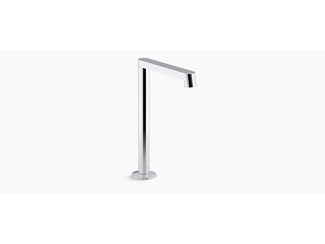Components™ Tall Row basin spout