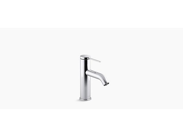 Components™ Single-lever monobloc basin mixer