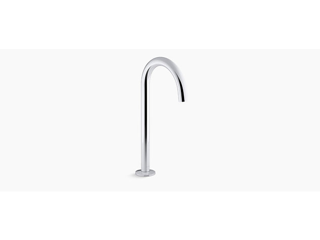 Components™ Tall Tube basin spout