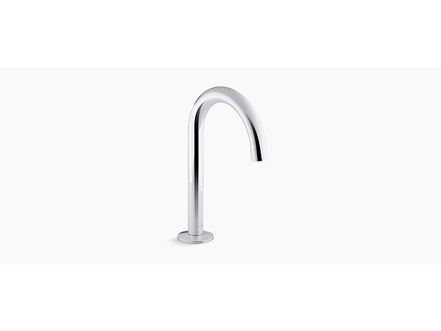 Components™ Tube basin spout