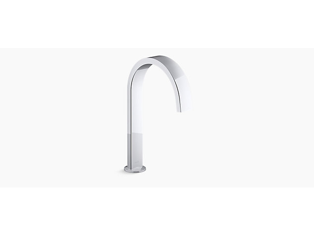 Components™ Ribbon deck-mount bath spout