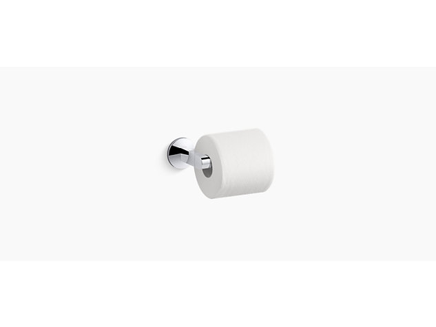 Components™ pivoting toilet roll holder