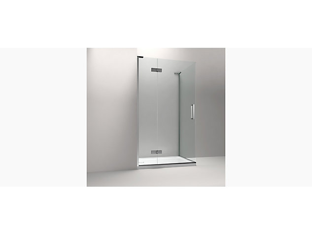 Composed Hinged Enclosure 800mm Side Panel