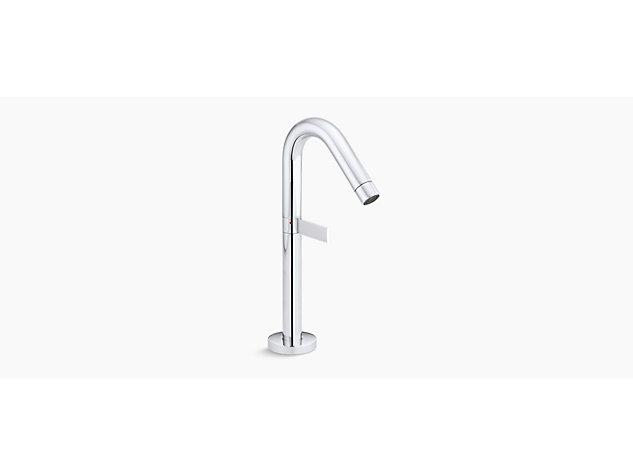 Stillness Tall single-lever monobloc basin mixer no waste