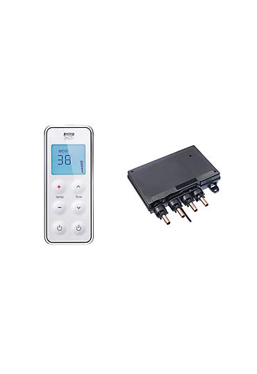 Mira Vision Dual Valve & Controller - High Pressure / Combi Boiler