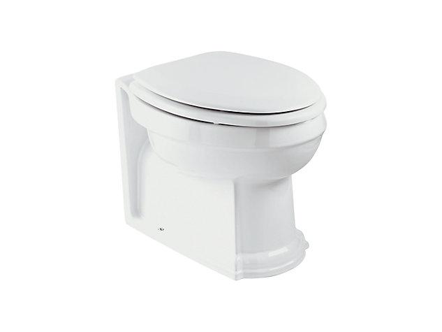Devonshire and Tresham Back-to-wall vario toilet pan Thumbnail
