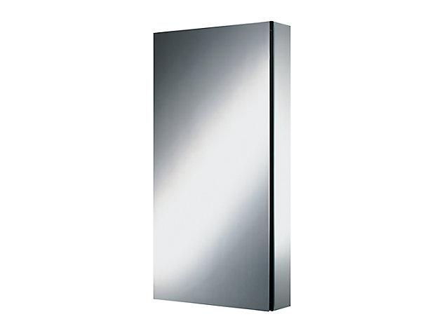 Series M 591mm mirrored cabinet plain Thumbnail