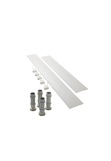 Mira Flight - Walk-in tray - Riser Kit - 1700 x 700