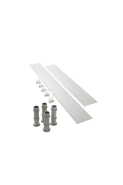 Walk-in tray - Riser Kit - 1400 x 800