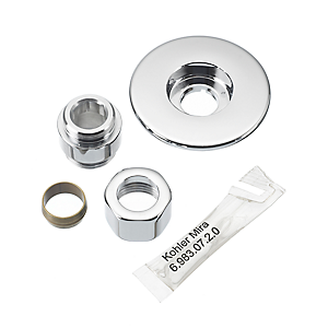 Mira Fino Inlet Connector Pack