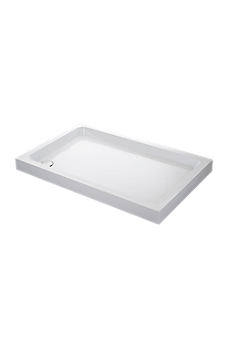 Mira Flight - Rectangle - 1400 x 800 - 0 Upstands
