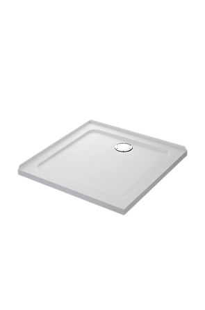 Mira Flight Safe - Square 800 x 800 - 2 Upstands