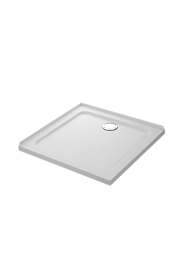 Mira Flight Safe - Square 900 x 900 - 2 Upstands