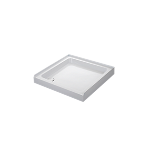 Mira Flight - Square - 900 x 900 - 3 Upstands