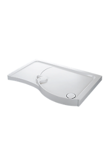 Mira Flight - Walk-in tray - 1700 x 700 - LH