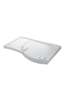 Mira Flight - Walk-in tray - 1400 x 800 - RH