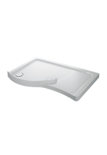 Mira Flight - Walk-in tray - 1700 x 700 - RH